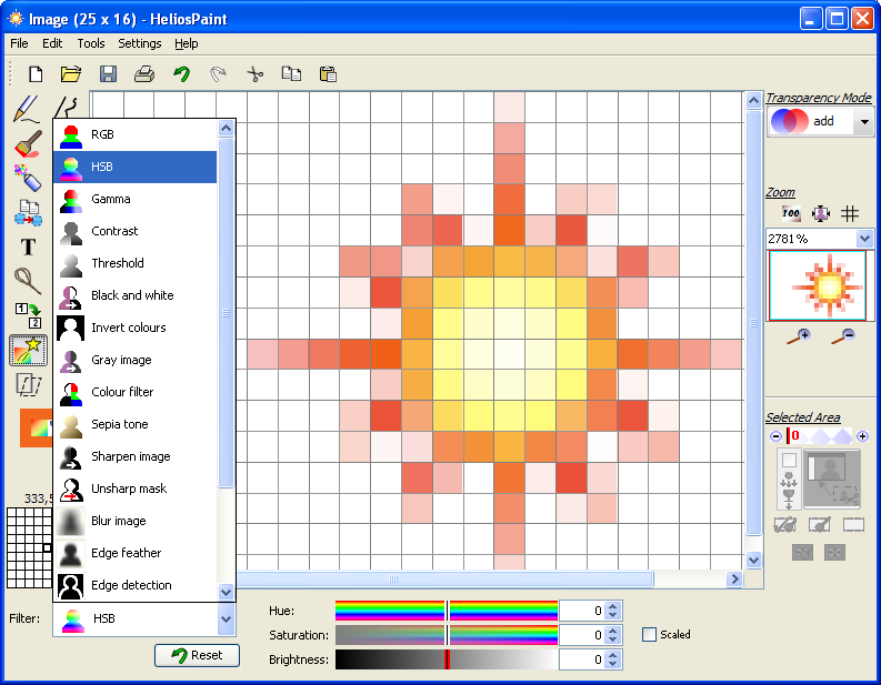 HeliosPaint for Microsoft Windows 1.4.5 full